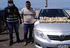 Arequipa: sujeto es intervenido con 20 kilos de PBC escondidos en tanque de gasolina   VIDEO