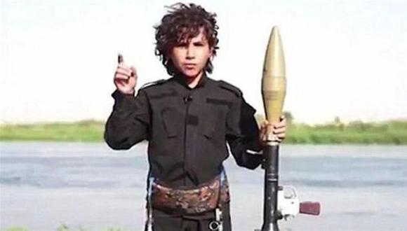 Iraq: Las escuelas yihadistas que enseñan a los niños a matar