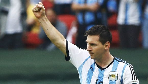 "Messi tras ajustada victoria: ""Se vio a un mejor Argentina"""