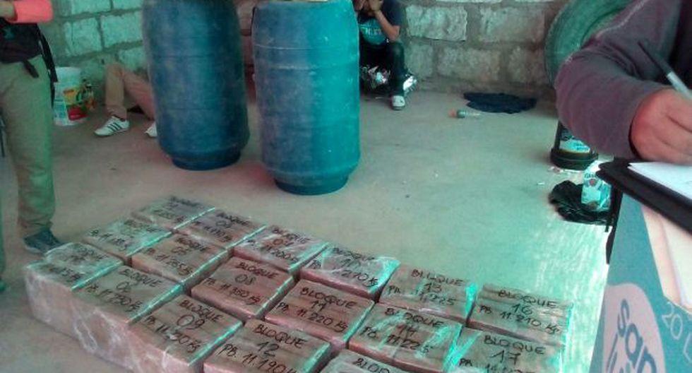 Arequipa: incautan a 3 mexicanos droga valorizada en $2 mllns. - 1