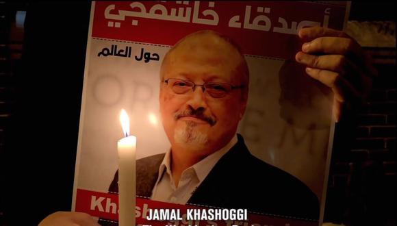 Entre ellos mencionó a Jamal Khashoggi, asesinado en octubre en el interior del consulado de Arabia Saudí en Estambul; Austin Tice, desaparecido en Siria durante seis años, y Marie Colvin, asesinada en el mismo país. (Captura de video)