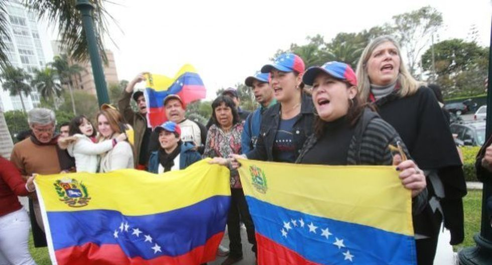 La encuesta fue realizada a cerca de 130 mil ciudadanos venezolanos en Lima Metropolitana, Callao, Tumbes, Trujillo, Arequipa, y Cusco (Foto: referencial)