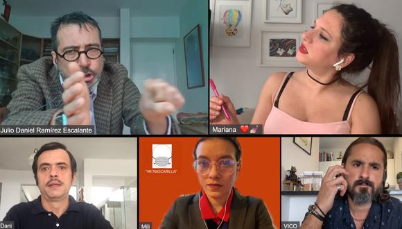 """""""Historias virales"""". Imagen del quinto episodio de la webserie peruana. Foto: El Comercio/ YouTube."""