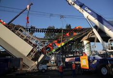 México: pedirán peritaje internacional para averiguar causas del trágico accidente en el Metro de CDMX