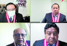 El JNE evaluará desde este miércoles las apelaciones de Fuerza Popular