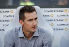 Miroslav Klose: conoce la nueva aventura del máximo goleador de los Mundiales