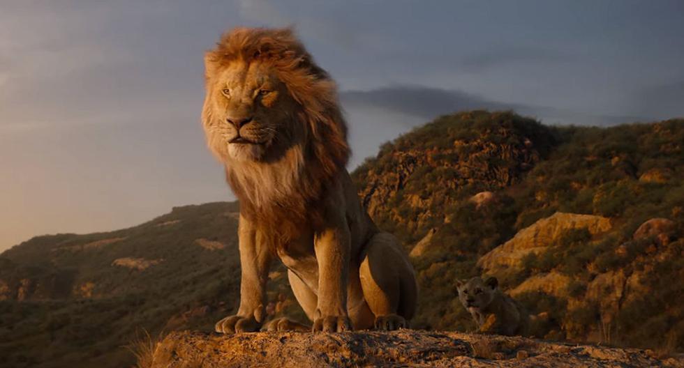 """Disney lanzó el tráiler completo de """"El Rey León"""" con grandes sorpresas. (Fotos: Disney)"""