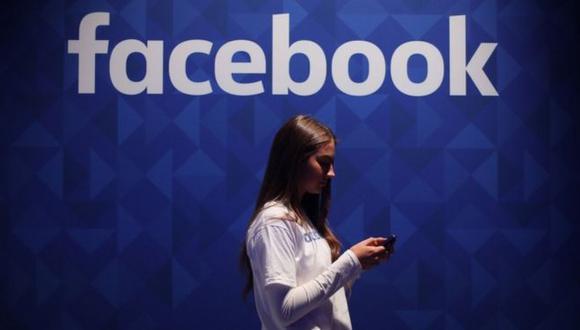 Las noticias falsas encuentran un espacio de difusión en Facebook. (Foto: Pa Media)