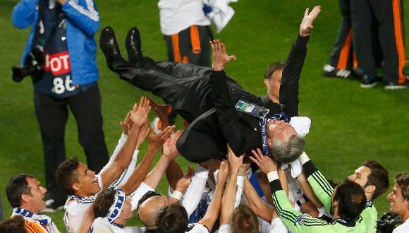 """Ancelotti, un mejor técnico que Pep y 'Mou'"" por Raúl Castillo"