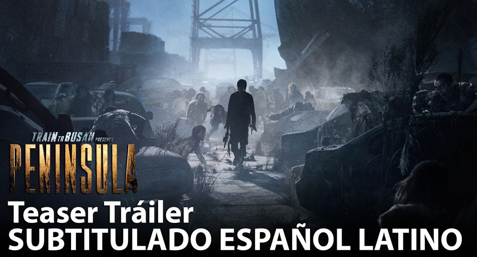 Mira aquí el tráiler de Peninsula: Train to Busan 2 en YouTube. (Foto: contracorriente)