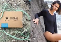 Verano sostenible: las prendas de baño hechas a mano que ayudan a proteger el mar