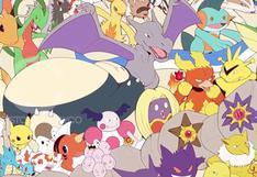 'Timelapse': así se dibujan 802 pokémones en un video