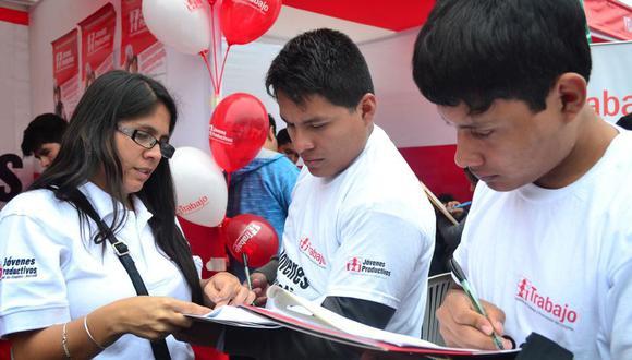 Las metas para el 2020 implican la generación de 19,673 empleos temporales. (Foto: GEC)