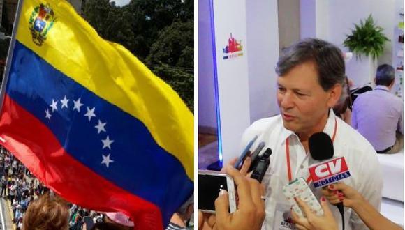 Representante del gremio empresarial explica cómo han respondido las empresas ante la crisis económica y social que vive Venezuela.