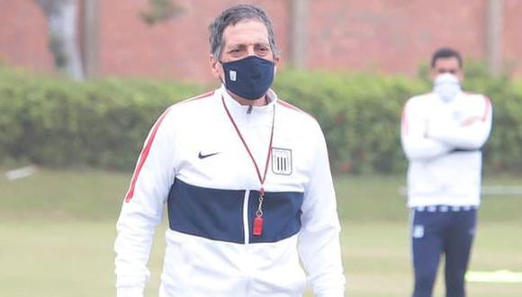 Alianza Lima debería enfrentar a Binacional este domingo en Matute. (Foto: Alianza Lima)