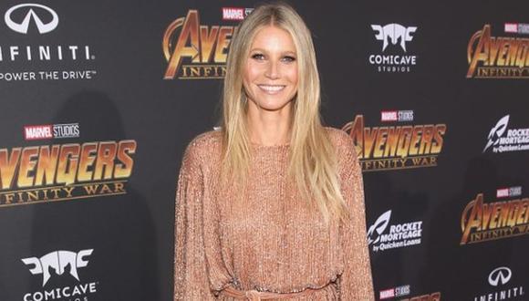 La actriz de Iron Man despejó los rumores. (Créditos: AFP)