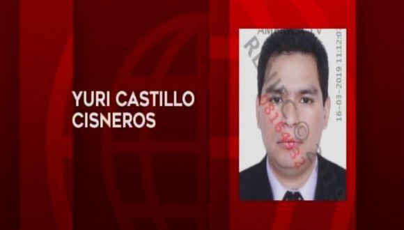 Ministerio Público solicita 9 meses de prisión preventiva contra hombre que asesinó a su esposa de un disparo (Captura: América Noticias)