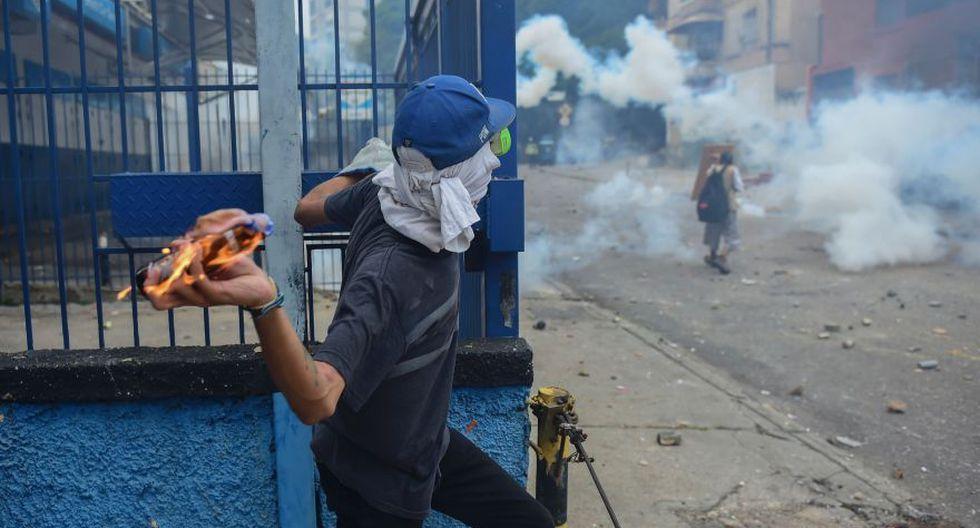 Venezuela: Las fotos más impactantes de la brutal represión - 36