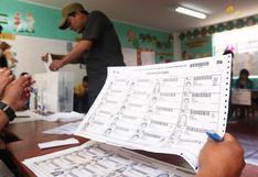 Elecciones 2018: más de 1 millón y medio de peruanos votarán por primera vez