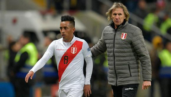 Selección peruana: ¿De qué hablará Ricardo Gareca en su reunión urgente con Christian Cueva? | Foto: Agencias