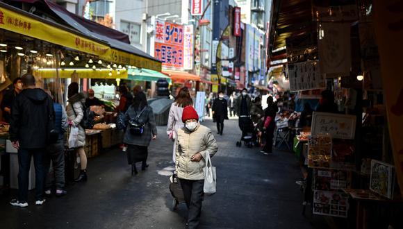 Coronavirus en Japón | Últimas noticias | Último minuto: reporte de infectados y muertos hoy, martes 2 de febrero del 2021. (Charly TRIBALLEAU / AFP).