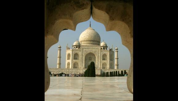 Descubren por qué el Taj Mahal se está volviendo marrón