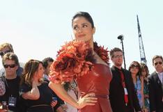Vestido rojo: todos los estilos de Salma Hayek para lucir bien esta prenda