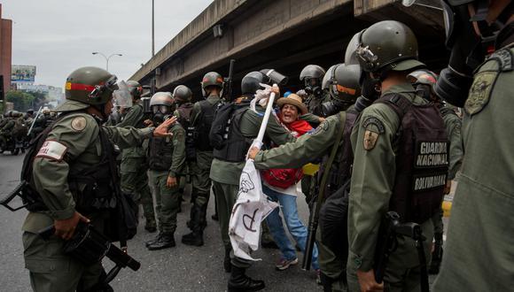 La última detención sería la del fotoperiodista colombiano Leonardo Muñoz, quien está desaparecido desde este miércoles. (Foto referencial: EFE)