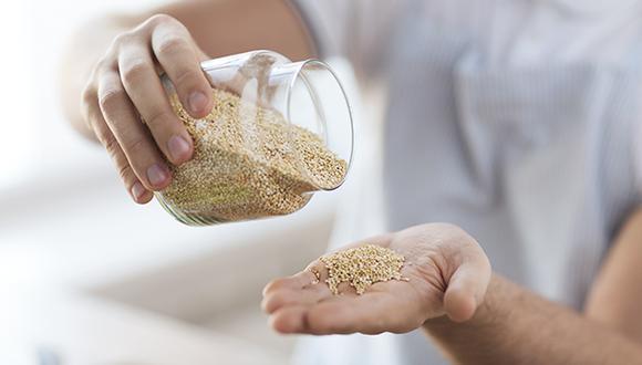 Les dejamos con algunas recetas nutritivas y fáciles de preparar con este multifacético ingrediente.