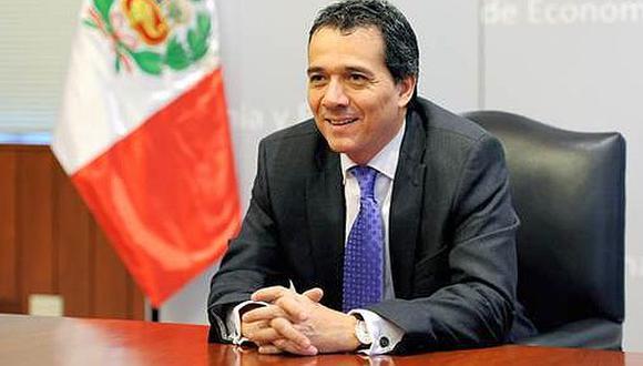 Alonso Segura participará en reuniones del FMI y Banco Mundial