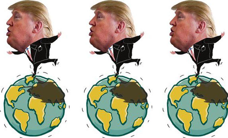 """""""Los demócratas ahora tienen poder real por primera vez en dos años"""". (Ilustración: Giovanni Tazza)"""