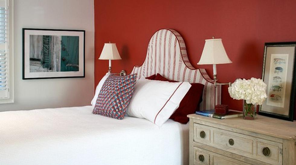 Sin miedo: Ideas para pintar tu cuarto del color de la pasión - 2