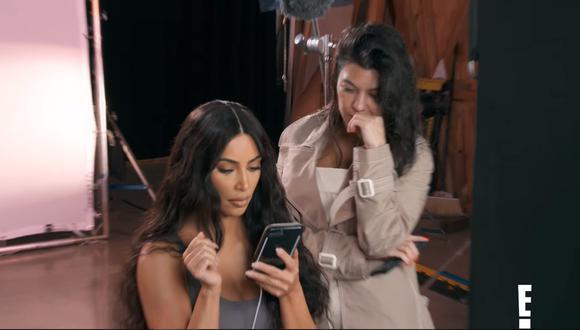 Así reaccionó el clan Kardashian ante el escándalo de infidelidad de Tristan Thompson con Jordyn Woods (Foto: Captura de pantalla)