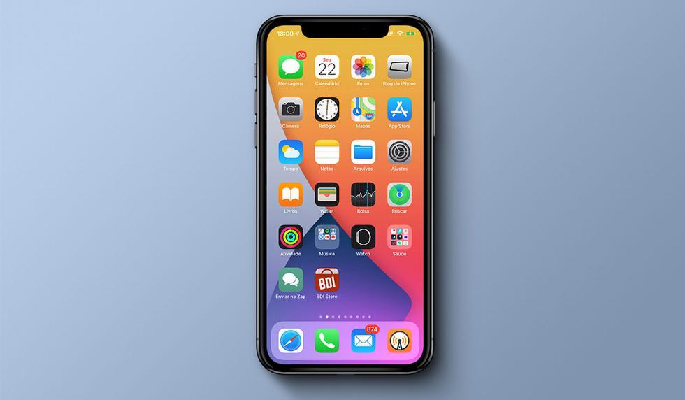 Ios 14 Descargar Aqui Los Fondos De Pantalla De Apple Hd Alta Resolucion Gratis Free Iphone Wallpapers Aplicaciones Smartphone Android Celulares