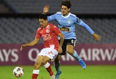 Sporting Cristal rescató un punto en su visita a Rentistas por la Copa Libertadores 2021 [RESUMEN]