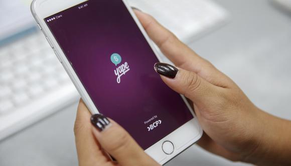 La billetera electrónica Yape ya está en todo el país con 5,3 millones de usuarios y en más de 700 mil pequeños negocios. (Foto: GEC)