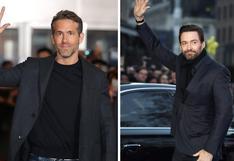 Hugh Jackman celebra cumpleaños de Ryan Reynolds con curiosa foto en Twitter