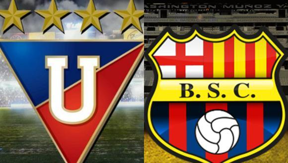 El partido entre el LDU vs. Barcelona será transmitido hoy a través de la señal de GolTV este sábado 20 de marzo.