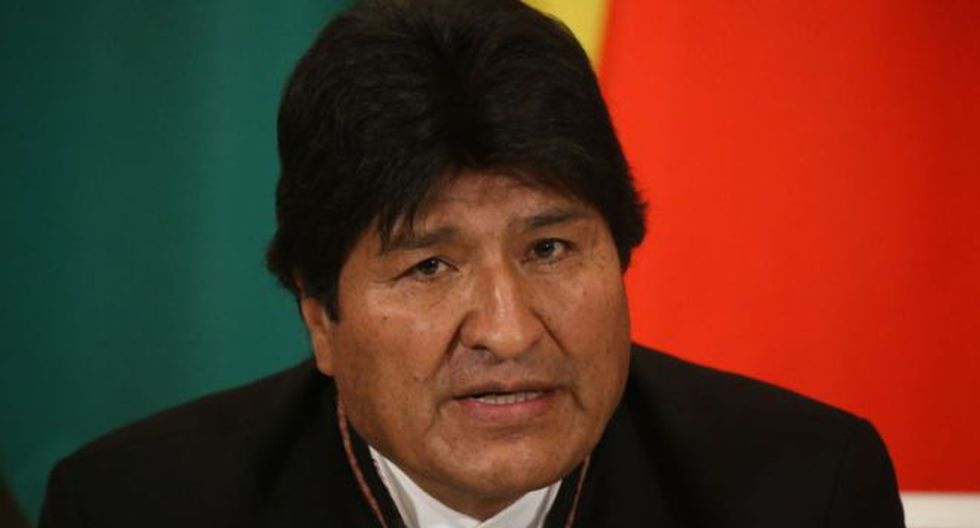 Evo Morales asumió la presidencia de Bolivia en enero de 2006. Foto: Getty images, vía BBC  Mundo