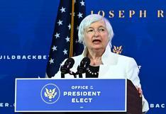 El Senado de EE.UU. confirma a Janet Yellen como secretaria del Tesoro