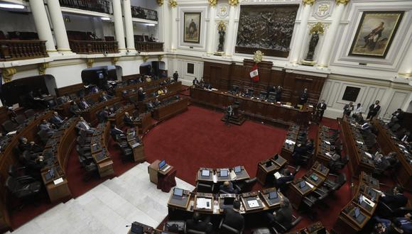 La auditoría en el Congreso se realizó por la entrega de bonificaciones extraordinaria a los trabajadores del Servicio Parlamentario y Organización Parlamentaria. (Foto: Anthony Niño de Guzmán / GEC)