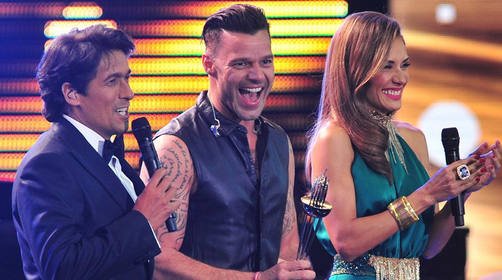 Ricky Martin conquistó Viña del Mar en su primer día - 1