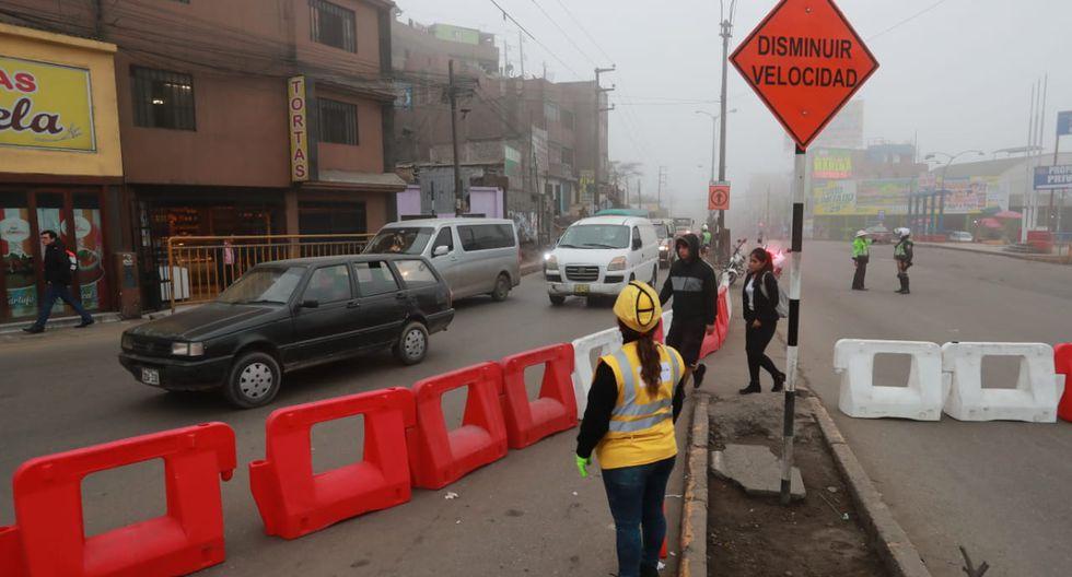 Los peatones expresaron su malestar porque aún no se familiarizan con el plan de desvío de las unidades. (Fotos: Lino Chipana)