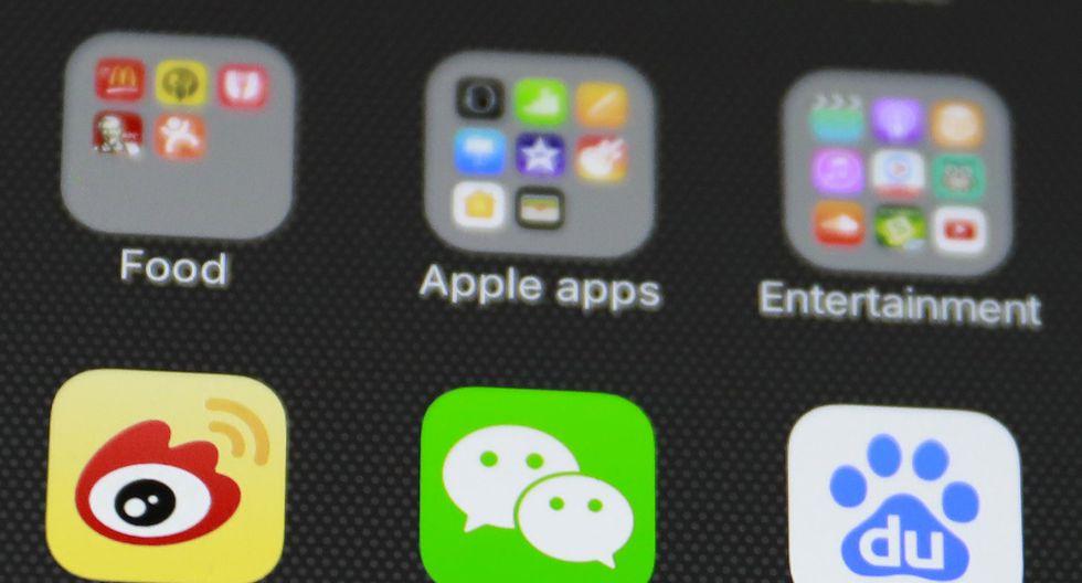 Weibo, red social china similar a Twitter. (Foto: EFE)