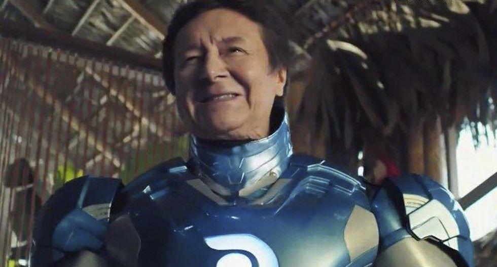 Los usuarios de YouTube comentaron acerca del 'multiverso' de Adolfo Chuiman por las series que este apareció y su 'supuesta conexión'. (Foto: DirecTV)