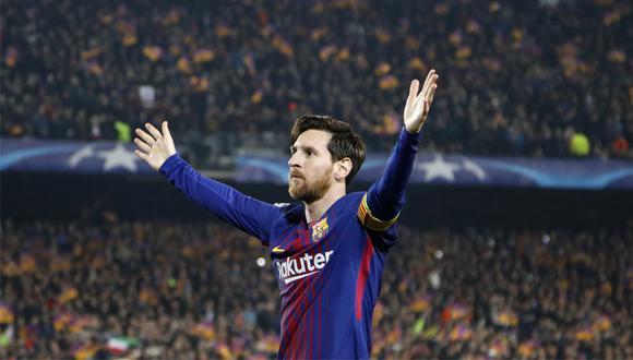 Las redes sociales explotaron tras el anuncio de Lionel Messi.