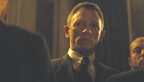 """""""Spectre"""": mira el nuevo tráiler del filme de James Bond"""