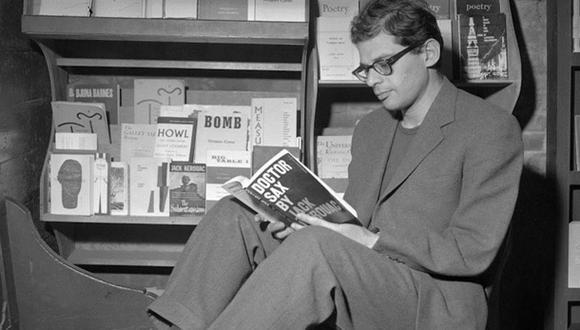 Allen Ginsberg, elogio del poeta