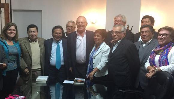 Toledo: Con PPK nunca habrá riesgo de que se cierre el Congreso