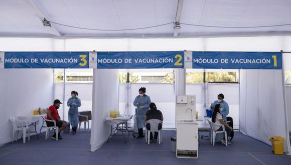 Coronavirus en Chile | Últimas noticias | Último minuto: reporte de infectados y muertos hoy, miércoles 24 de marzo de 2021 | COVID-19 | (Foto: Martin BERNETTI / AFP).